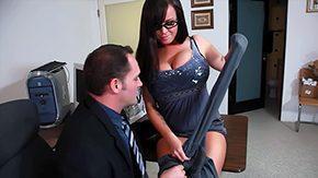 Milf Glasses, American, Aunt, Babe, Big Ass, Big Natural Tits
