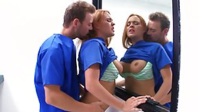 Doctor, Ass Licking, Blonde, Blowjob, Doctor, Fucking
