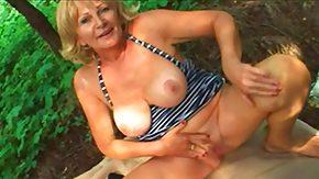 Granny, Ass, BBW, Big Ass, Big Cock, Big Pussy