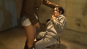 Japanese Mature, Army, Asian, Asian Mature, Brunette, Domination