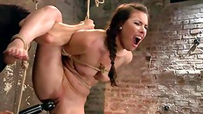 Ponytail, BDSM, Beauty, Bondage, Bound, Brunette
