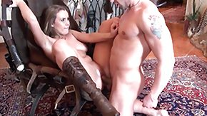 Riding, Ass, Big Ass, Big Cock, Blonde, Blowjob