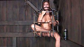 Basement, Basement, BDSM, Bondage, Bound, Cage
