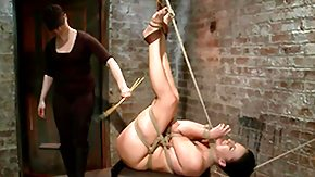 Spanking HD porn tube Knittedhained Brunette Seizes a Torment that Makes Their way Ass Peppery