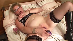 Mature, BBW, Bed, Big Ass, Big Pussy, Big Tits
