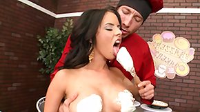 Brandy Aniston, Babe, Big Tits, Blowjob, Boobs, Brunette