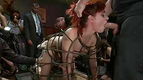 Domination, BDSM, Blowjob, Bondage, Bound, Cage