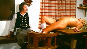 Vintage German High Definition sex Movies Dinner D�bris in Hardcore Fucking