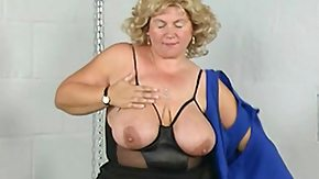 Vintage Mature, Aged, Antique, Big Clit, Big Tits, Blonde