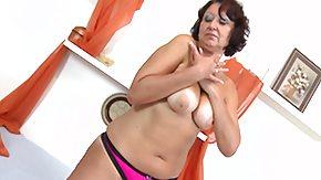 Undressing, Boobs, Brunette, Lady, Leggings, Masturbation