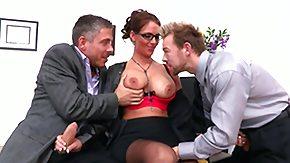 Spanking, 3some, Big Ass, Big Pussy, Big Tits, Blowjob