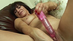 Christmas, Brunette, Dildo, European, Masturbation, Mature