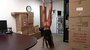 Flexible, 18 19 Teens, Amateur, American, Anorexic, Audition