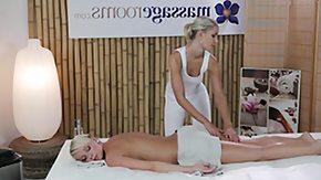 Massage Rooms, High Definition, Lesbian, Massage, Masseuse