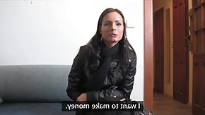 Free Fakeagent HD porn Shy student has silk cum-hole FakeAgent HD