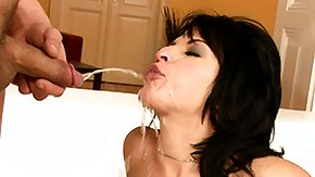 Piss, Blowjob, Brunette, Cumshot, French Fetish, Fucking