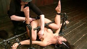 Wrapped Bondage, Asian, BDSM, Beauty, Bend Over, Bitch