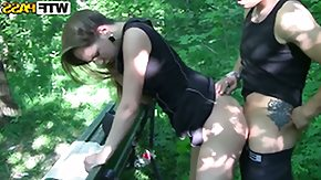 Brutal HD tube Albina kills time blowing guys permanent meat rod