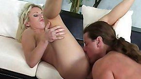 Angela Stone, Big Tits, Blonde, Blowjob, Boobs, Cumshot