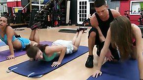 Gymnast, Amateur, Ballerina, Flexible, Gym, Gymnast
