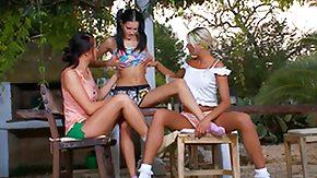 Lesbian Fingering, Banging, Beaver, Big Pussy, Big Tits, Blonde