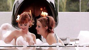 Babes Kissing, Amateur, Babe, Bath, Bathing, Bathroom