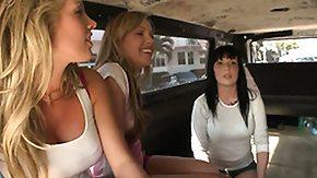 Re, Amateur, Blonde, Blowjob, Brunette, Car