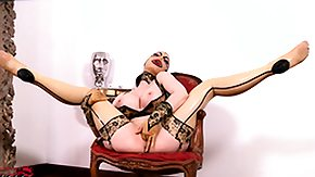 Latex Lucy, Anal Toys, Ass, Big Ass, Big Pussy, Big Tits