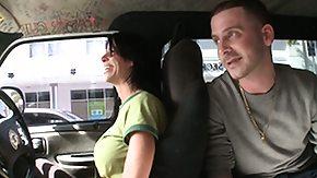 Flashing Car, Amateur, Babe, Big Tits, Blowjob, Boobs