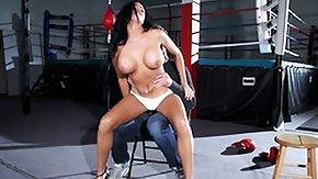 Fight, Big Tits, Boobs, Brunette, Fight, Fucking