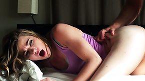 Pillow, Amateur, Babe, Brunette, Hardcore, Sex