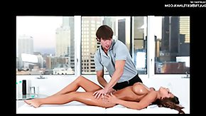 Madison Ivy, Amateur, Blowjob, Brunette, Fucking, Massage