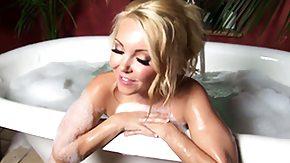 Bathing, Anal Finger, Ass, Bath, Bathing, Bathroom