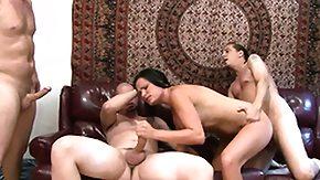 Nice Tits, 3some, Banging, Big Tits, Blowbang, Blowjob