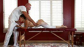 Oil Massage, Anal, Ass, Assfucking, Blowjob, Brunette