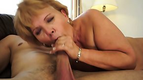 Hairy Mature, BBW, Blonde, Blowjob, Chubby, Chunky