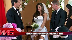 Wedding, American, Aunt, Beauty, Behind The Scenes, Bend Over