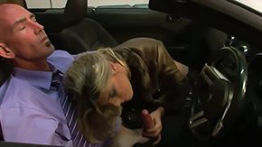 Free Angelina Torres HD porn Corrupted shemale harlot Angelina Torres gives blowjob to her regular client betwixt his sports convertible it looks smouldering