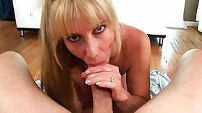 HD Olivia Parrish Sex Tube Big breasted blonde milf Olivia Parrish puts on display her admirable cock sucking skills