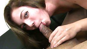Big Lips, Adorable, Allure, Big Cock, Blowjob, Brunette