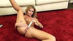 Jessa Rhodes, Anal Toys, Ass, Babe, Blonde, Masturbation
