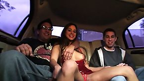 Backseat, 18 19 Teens, Amateur, Backseat, Barely Legal, Brunette