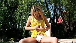 Pool, Amateur, Babe, Blonde, Cute, Outdoor