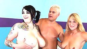 Scarlet LaVey, 3some, Amateur, BBW, Blonde, Blowjob