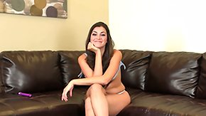 Allie Haze, Audition, Babe, Brunette, Casting, Interview
