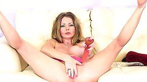 Amber Michaels, Big Tits, Blonde, Boobs, Brunette, Fucking