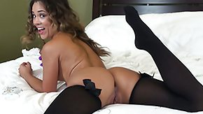 HD Kristina Rose Sex Tube Kristina Rose indicates her sexy person from behind on top of teases a bit