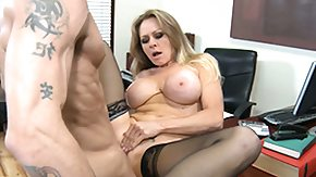 Free Dyanna Lauren HD porn videos Chunky tit Dyanna Lauren betwixt her nylons blows him picks up licked and fucked