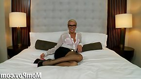 Hd Blowjobs, Ball Licking, Blonde, Blowjob, Boss, Face Fucked