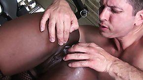 Black Maid, Anal, Anal Creampie, Ass, Ass Licking, Assfucking
